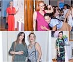 Διάσημες κυρίες της showbiz σε λαμπερό fashion event στο κέντρο της Αθήνας!