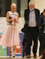 Νατάσα Καλογρίδη - Αλέξανδρος Λυκουρέζος: Η ανακοίνωση του γάμου που... εξαφανίστηκε λίγα λεπτά αργότερα!