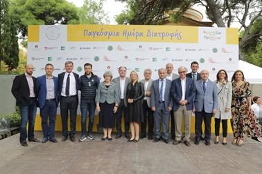 Ελληνικό Ίδρυμα Γαστρεντερολογίας: Φροντίζω τη Διατροφή, Προσέχω την Υγεία