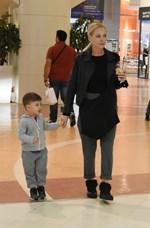 Paparazzi: Η Φαίη Ξυλά με τον τριών ετών γιο της, Πάρη!